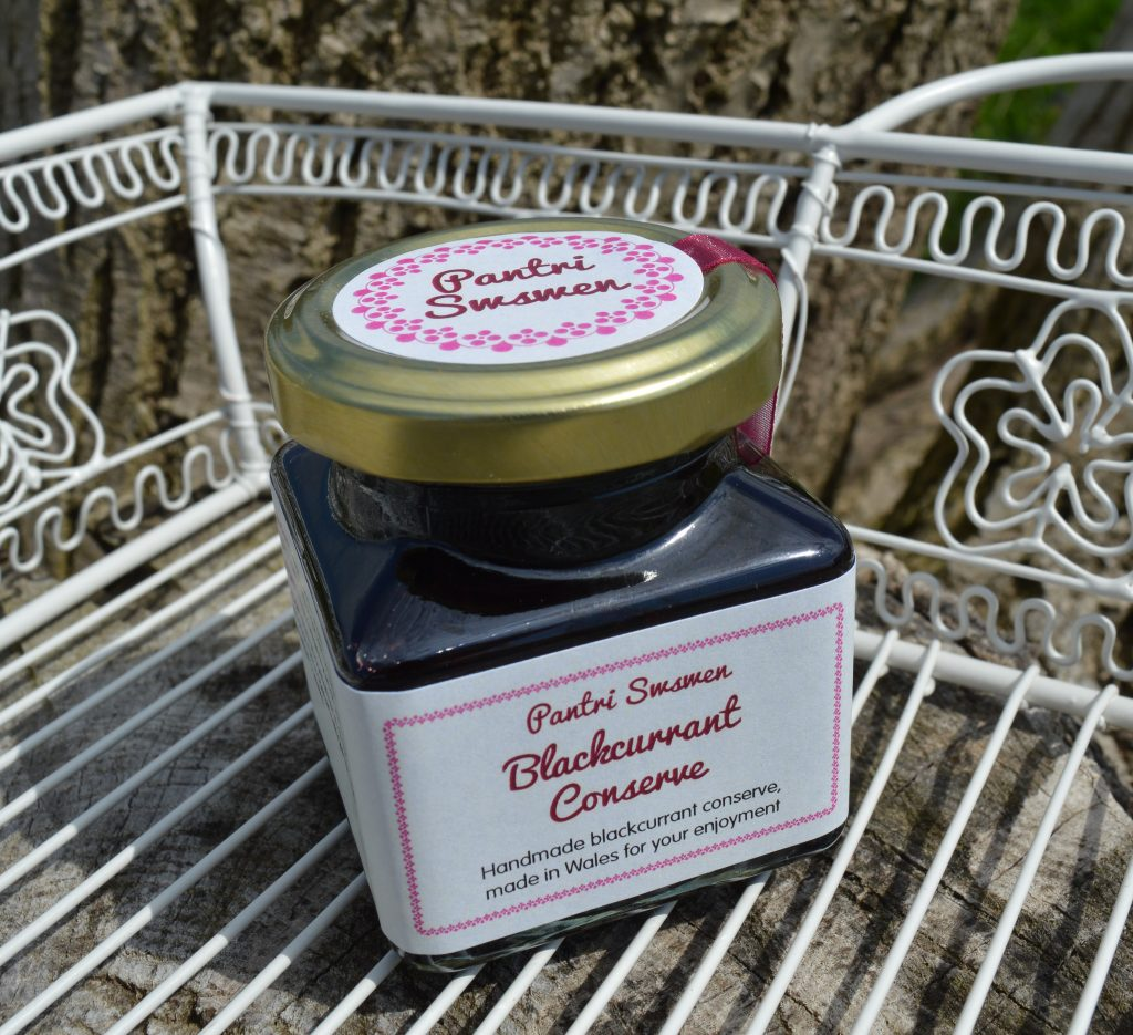 Luxury Preserves made in Mid Wales