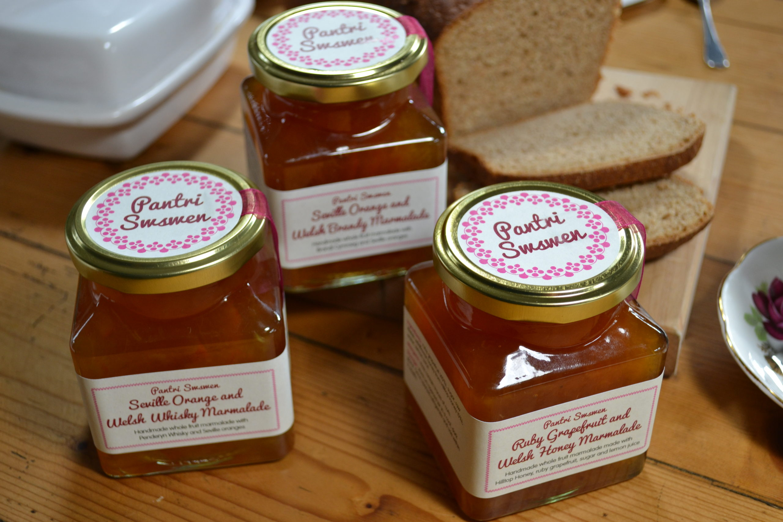 Welsh Whiskey Marmalade