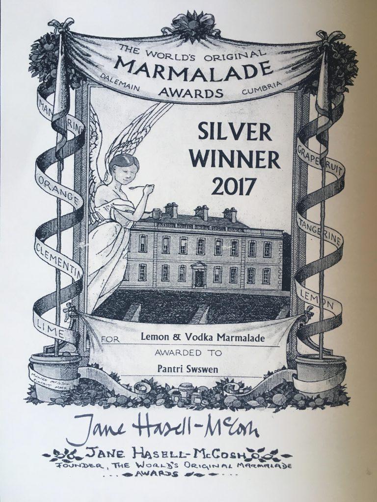 lemon-and-welsh-vodka-marmalade-silver-award-2017