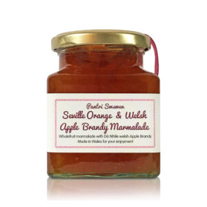 Seville Orange & Welsh Apple Brandy Marmalade